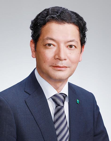 東郷茂明氏